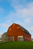 Barn;barns;farm;farms;red;Indidna;green;Midwest;rural;Howard-Countyweathered-wood;Vertical