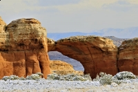 Snow;Arches;NP;national-park;horizontal;southwest