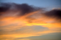 orange;horizontal;sky;clouds;abstract;sunset;sunrise