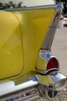 car;cars;autos;automobile;street-rods;classic;vertical;chevrolet;chevy;57;yellow;chrome