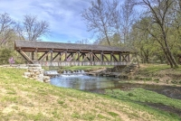 dogwood-canyon;mo;missouri;water;nature;spring;creek;lampe;bridge;walking-path
